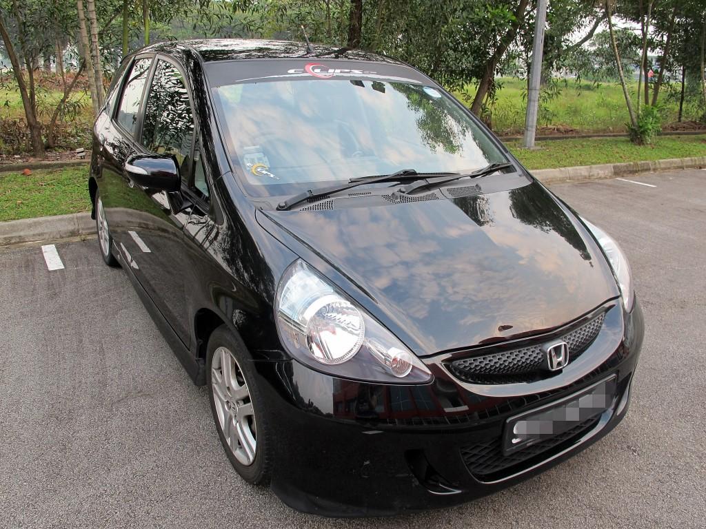 P Plate Mazda Honda Toyota Car Rental In Singapore