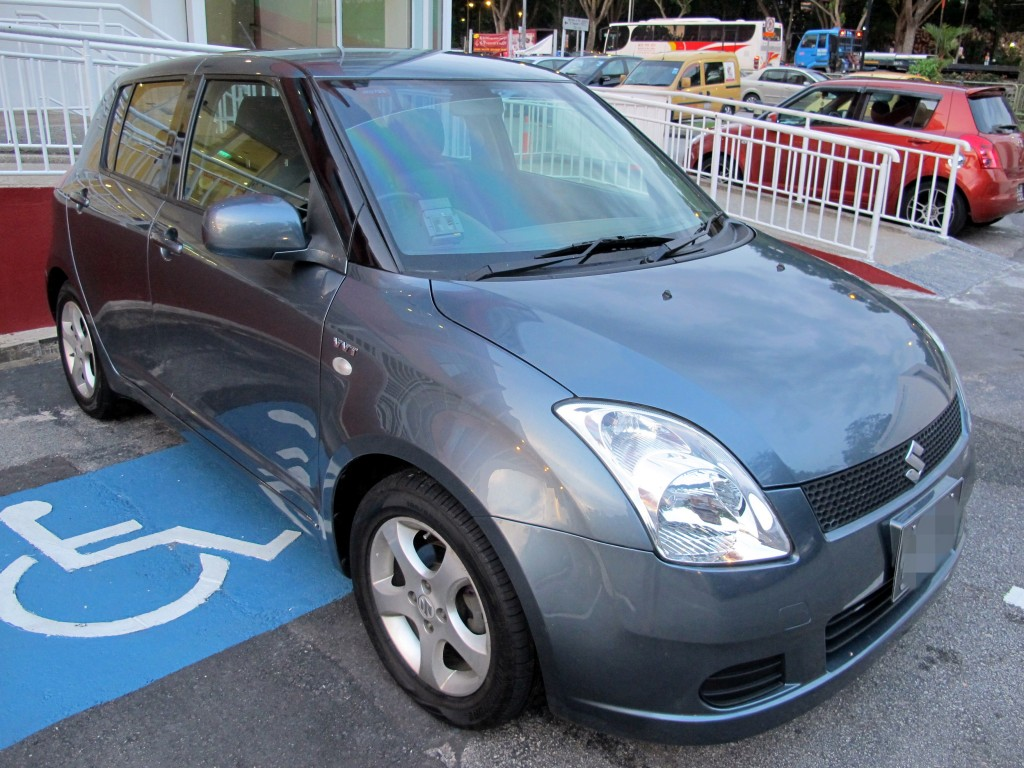 p-plate car rental singapore