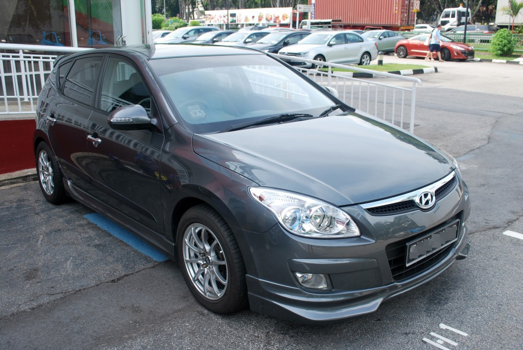 singapore car rental west