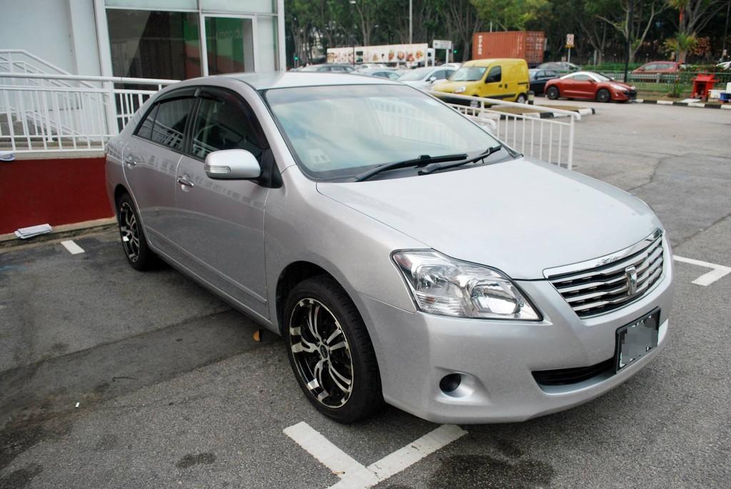 car rental singapore