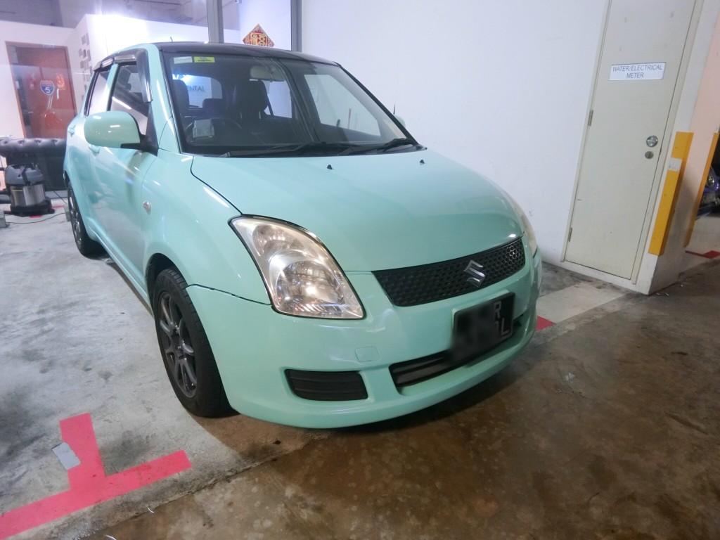 cheap car rental singapore