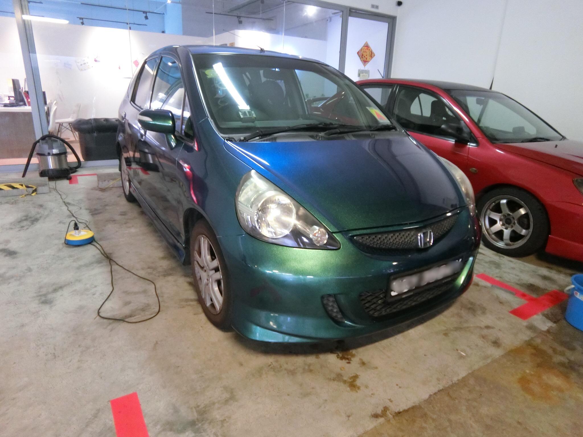 car rental in singapore cheap
