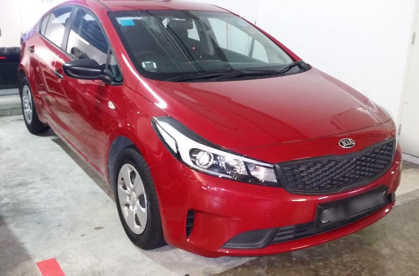 pplate car rental