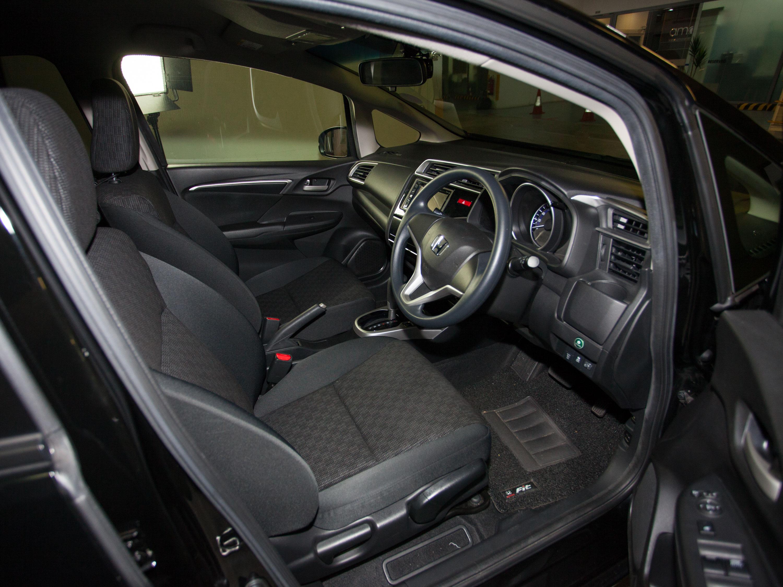 Honda Fit 1 3 Gf Black For Rent Aka Car Rental In Singapore