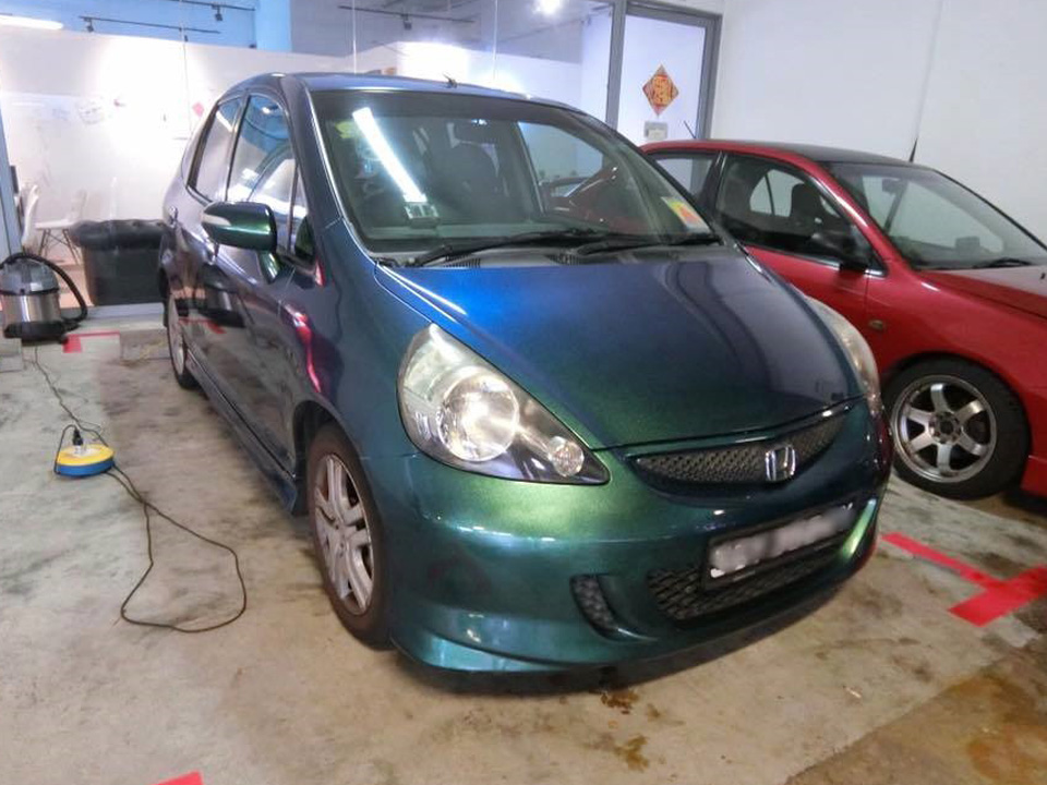 Honda Jazz 1.4A [Chameleon] (For Rent)