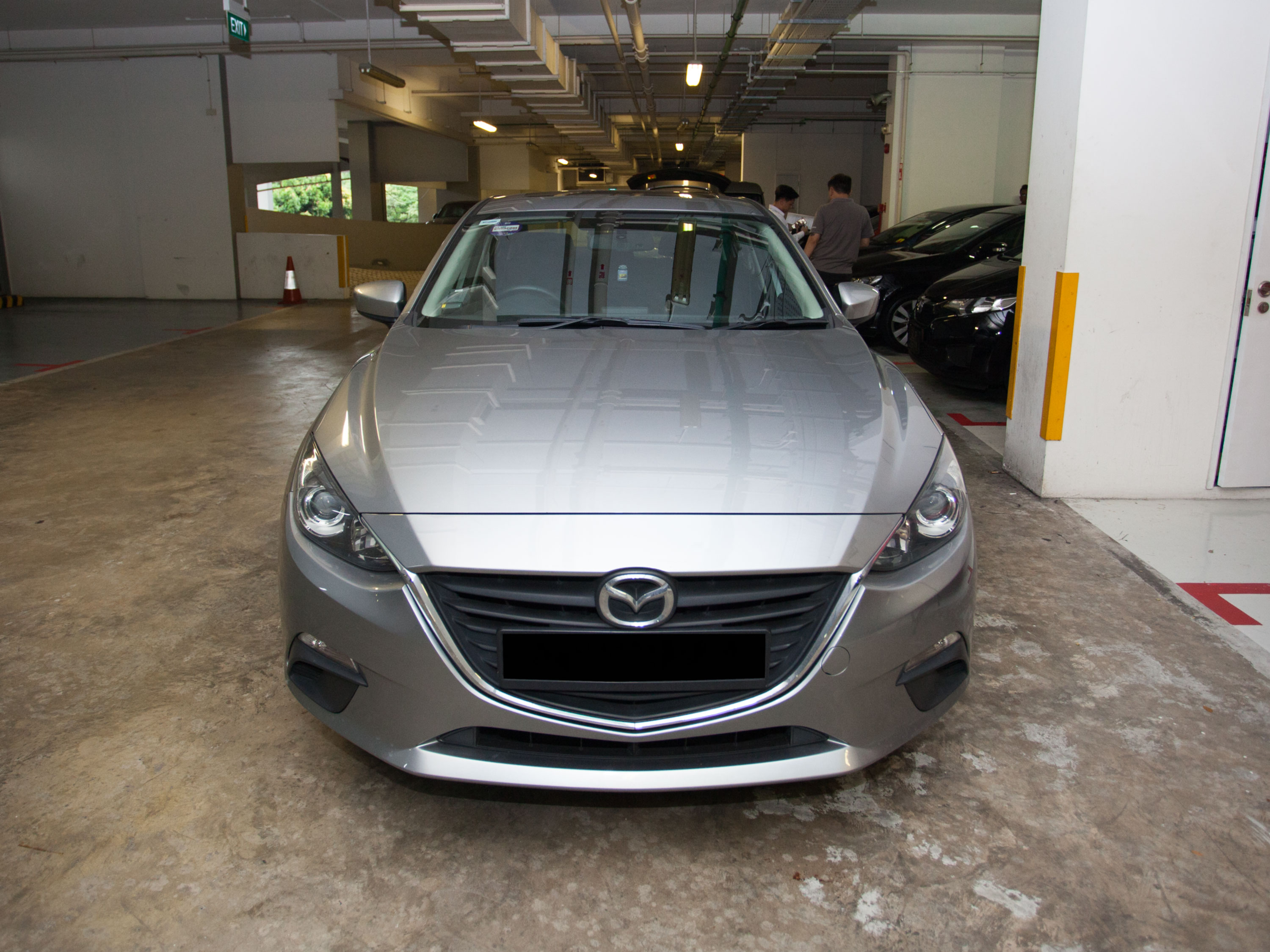 Mazda 3 1.5L SP [Grey] (For Rent)