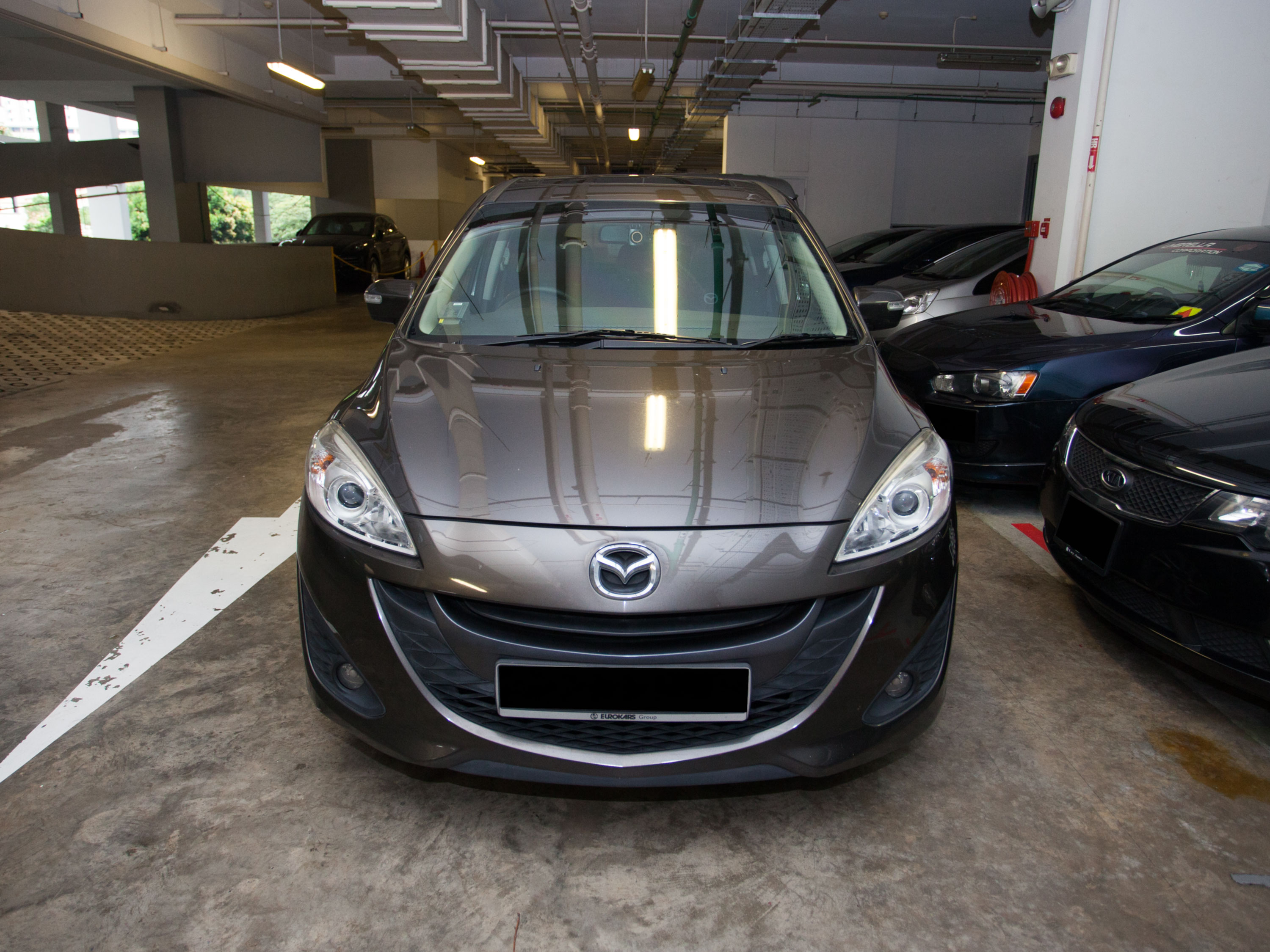 Mazda 5 2.0L SP [Bronze] (For Rent)