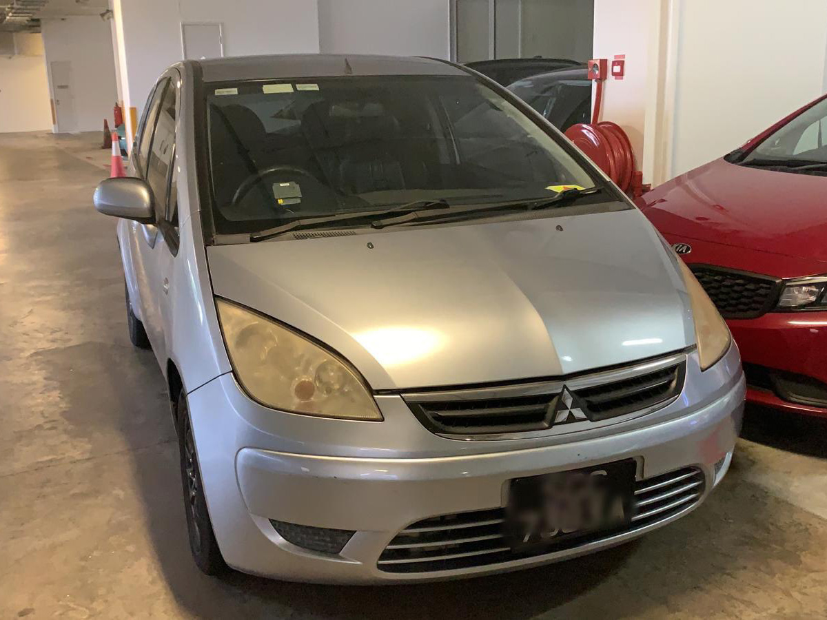 Mitsubishi Colt Plus 1.5 [Silver] (For Rent)