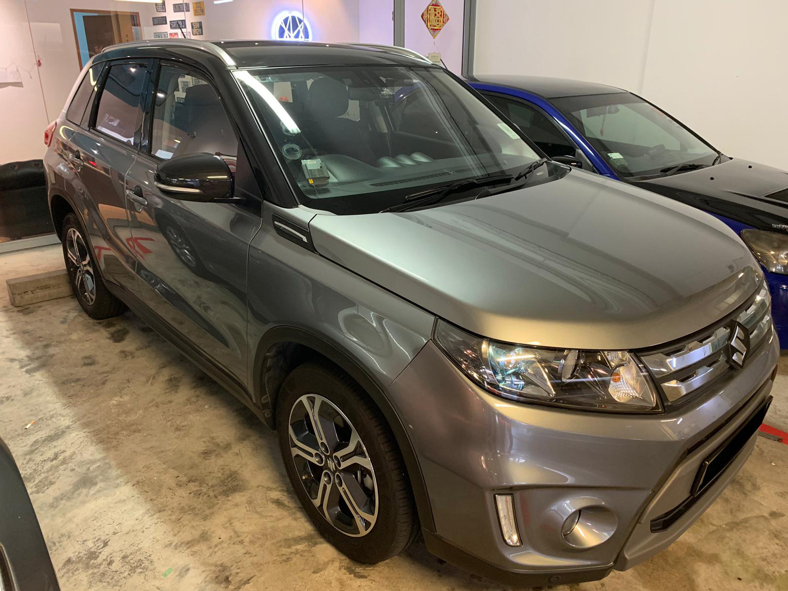 Suzuki Vitara [Gery] (For Rent)