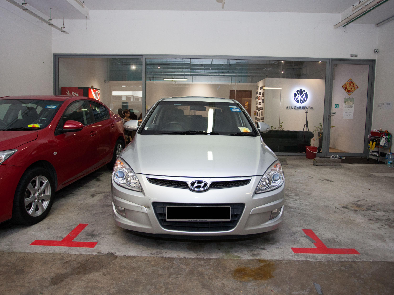 Hyundai i30 [Grey] (For Rent)